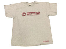 Nike Gray Tag Florida State Seminoles Men's Basketball T Shirt Size Xxl