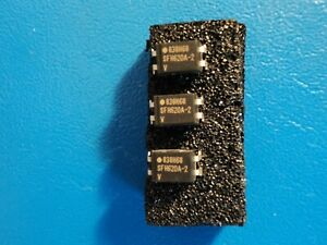 VISHAY SFH620A-2 OPTOCOUPLER  1 CHANNEL TRANSISTOR OUTPUT   QTY = 3 PK