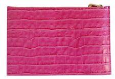 Pink evening clutch bag/pouch Alexander Venturi.