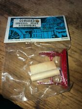 Vintage Concord Dollhouse Miniature General Store Paper Dispenser, In Packaging
