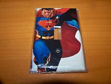 SUPERMAN LIGHT SWITCH PLATE #17