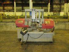 BEHRINGER Mdl# HBP 310-523G SEMI-AUTOMATIC MITER BAND SAW (112373)