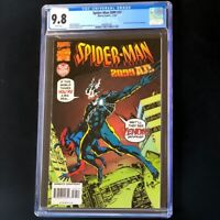Spider-Man 2099 #37 💥 CGC 9.8 💥 Venom Amazing Fantasy 15 Homage Comic AD 1995