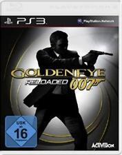 Playstation 3 James Bond Golden Eye 007 Reloaded Deutsch GuterZust.