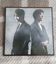 TVXQ Superstar Changmin Yunho group Jacket Card Japanese Press