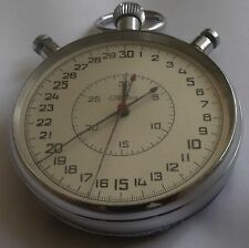 SLAVA CHRONOMETER STOP WATCH MADE IN USSR