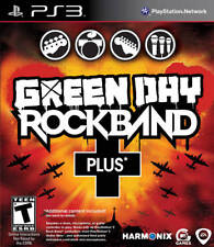 Green Day: Rock Band Plus PS3 New Playstation 3
