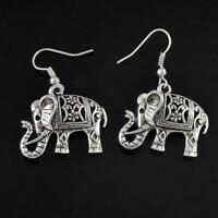 jahrgang zappeln elefanten böhmische boho - style ohrringe ohr - hengst