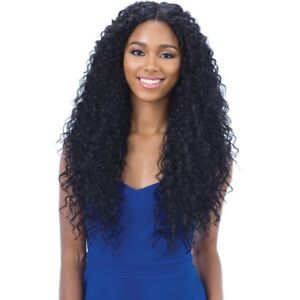 CLAIRE | SYNTHETIC | DEEP INVISIBLE PART CURLY LACE FRONT WIG | FREETRESS EQUAL