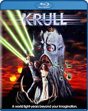 Krull (1983) Ken Marshall, Liam Neeson | New | Sealed | Blu-ray Region free