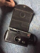 De Colección Cámara Kodak Instamatic 100 Vintage Con Estuche Original