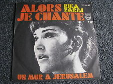 Rika Zarai-Alors je Chante 7 PS-1969 Germany-45 U/min-Philips-370849 BF