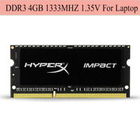 Pour Kingston HyperX Impact 4GB 8GB 16GB 1333MHz DDR3L PC3L-10600S Laptop RAM FR