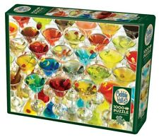Cobble Hill Martini 1000 Piece Jigsaw CBL80121