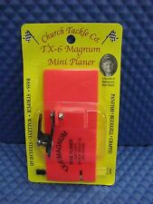 Church Tackle TX-6 Magnum Mini Planer Board - Port Side