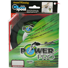 NEW POWER PRO SPECTRA BRAID WHITE 10LB 300YDS 10-300-W