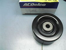 2001-06 Duramax Silverado Sierra Smooth A/C Drive Belt Tensioner Pulley 98057284