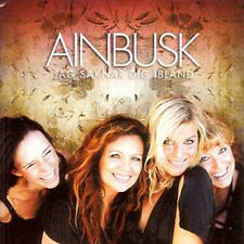 CD single EUROVISION 2008 Suede Preselection : Ainbusk