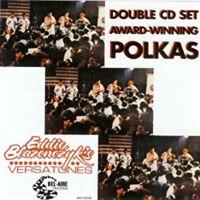 Eddie Blazonczyk Versatones Award-Winning Polkas New 2 CD Set Many Polka Hits !!