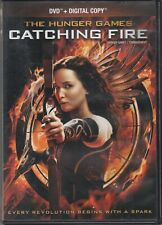 """"""" The Hunger Games - Catching Fire """" - lightly Used DVD"""