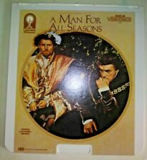 CED A MAN FOR ALL SEASONS, NEW FACTORY SEALED RCA DISC,