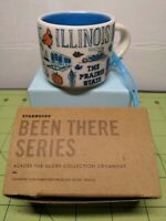 Starbucks Illinois Been There Collection Ornament Mug 2 fl oz - New in Box