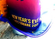New Years Eve- Times Square Hat 2019 New- Live New York Celebrate
