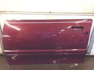 1995 saturn sl1 s-series door skin panel ( driver front ) 1991-1995