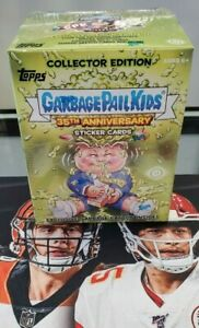 GARBAGE PAIL KIDS 35TH ANNIVERSARY COLLECTOR EDITION BOX