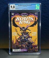 Dark Nights Death Metal Robin King #1 CGC 9.8 2020 1st Print