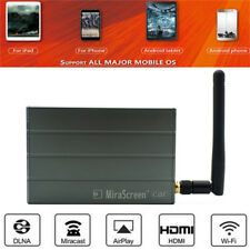 Miracast Car Wifi Display Dongle Receiver Linux 1080P Wireless AirPlay DLNA GPS