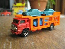 TOMICA No. 14-2 Toyota Car Transporter  - MINT - Made in Japan