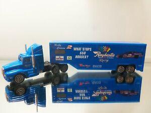 "1992 Racing Champions Tractor Trailer - Raybestos Brakes Racing - Mint Loose 7"""