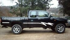 toyota Hi-Lux  / Hilux surf decals / stripes for Single/ Double / extra Cab