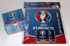 PANINI UEFA EM EURO FRANCE 2016 – Display Box + Album Hardcover GERMANY + bonus!