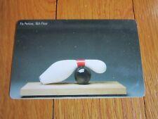 Bowling Pin Collectible Hotel Key Card Tacoma WA Murano Flo Perkins FREE SHIP