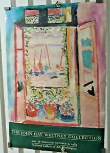 The John Hay Whitney Collection 1983 National Gallery Art Matisse