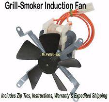 Traeger Pellet Smoker Grill Induction Fan Motor  [XP7850]  OEM   FAN209  KIT0019