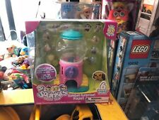 2010 Squinkies Gumball Machine w/6 Squinkies New in Box ASAP Shipping🚀🚀🚀