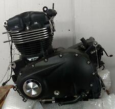 motore engine  triumph  bonneville t 100 back km 7000