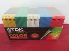 "TDK 3.5"" Floppy Disks High Density 50 Pack  Macintosh Formatted  & Compatibles"