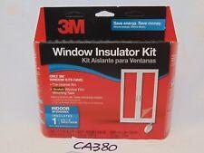 """NEW 3M WINDOW INSULATOR KIT PATIO DOOR 6' 8"""" X 9' #2144-TGT WINDOW FILM"""