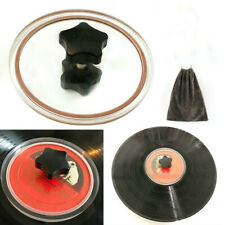 Label Saver Protector LP Vinyl Record Cleaning Turntable Disc Waterproof Clamp