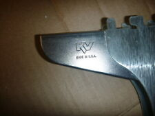 KV 185 Shelf Bracket 185ANO-12/185-ANO-12/185ANO12 Double blade 16 Gauge