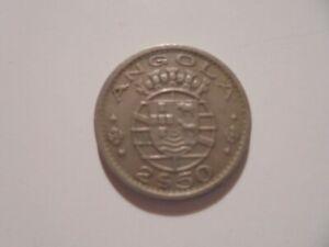 Angola 2.5 Escudos 1967 EURO 1 Katalog=Startpreis