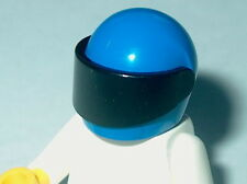 HEADGEAR Lego Motorcycle Helmet BLUE w/Black Visor NEW Genuine Lego