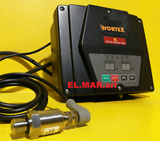 Inverter Wortex EASY per Elettropompa Monofase 1,5 HP 2 HP Autoclave Pompa