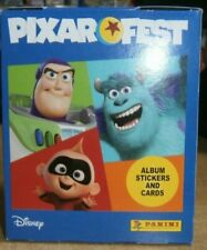 More details for panini disney pixar fest stickers collection: 10 25 50 packs or sealed box