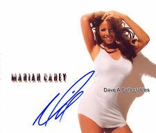 MARIAH CAREY signed photo - Top selling pop diva - D7381
