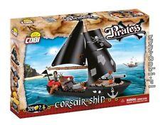 Juguete Pirata Construcción Bloques Bloques Barco Pirata Barco